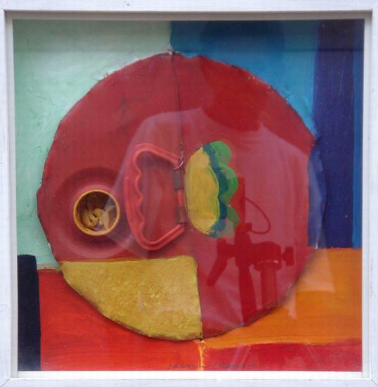 HUUR: €2,50 PER MAAND Renier Vaessen / Rob Kars Kastje-35x35x4cm