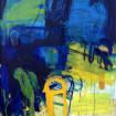 HUUR €38 PER MAAND Dorota Lipska Tempera-150x120cm