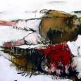 HUUR; €55 per maand Renier Vaessen Acryl-150x200cm