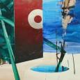 HUUR: €29,50 PER MAAND Yvonne Schroeten Acryl-100x120cm