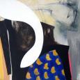 HUUR: € 42 PER MAAND Renier Vaessen Acryl 120x140cm