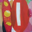 HUUR €48 PER MAAND Rob Kars Acryl-187x132cm