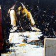 HUUR: € 150 PER MAAND Renier Vaessen Gemengde techniek 244x366cm