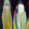 HUUR: €42 PER MAAND Renier Vaessen Acryl-163x122cm