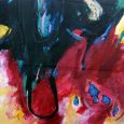 HUUR: €28 PER MAAND Renier Vaessen Acryl-101x130cm