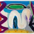 HUUR € 8 PER MAAND Rob Kars Acryl Drijfhout 45x57cm