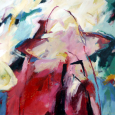 HUUR; €42 per maand Renier Vaessen Acryl-100x140cm